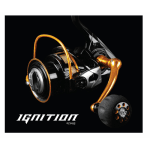 Black Hole Ignition Spinning reel Limited edition Макара с преден аванс