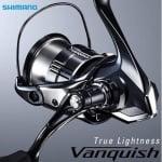 Shimano Vanquish 2500S FB Макара с преден аванс 4