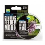 Preston Innovations Sinking Feeder Mono line Монофилно влакно