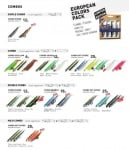 Fiiish Black Minnow №3 Combo EU Color Pack - 12 cm, 25g Комплект 3