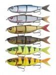 Savage Gear 4PLAY V2 SWIM & JERK Воблер риболов
