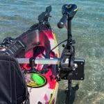 Railblaza Kayak Motor Mount Стойка за двигател за каяк4