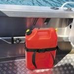 Railblaza TracPort Dive & Gas Bottle Holder Стойка за бутилки4