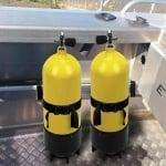 Railblaza TracPort Dive & Gas Bottle Holder Стойка за бутилки5