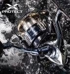Shimano Twin Power XD 4000XG Макара с преден аванс  риболов