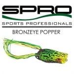 SPRO BronzEye Pop 60 Главна
