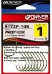 Owner Wacky Hook 5172P Единична кука