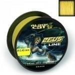 Black Cat ZEUS Line 400m Плетено влакно 4 нишково